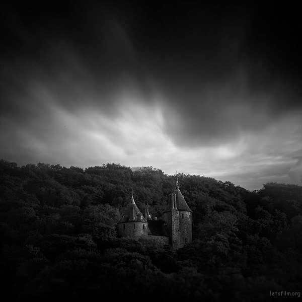 Castle Coch 威尔士 红城堡