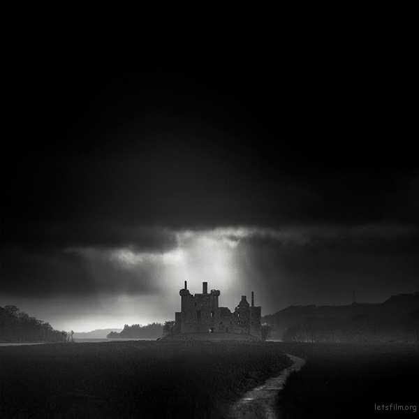 Kilchurn 苏格兰 基尔亨城堡