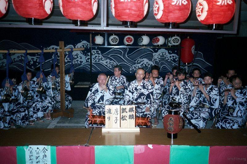 京都 宵山 LEICA MINI II FUJIFILM NATURA 1600