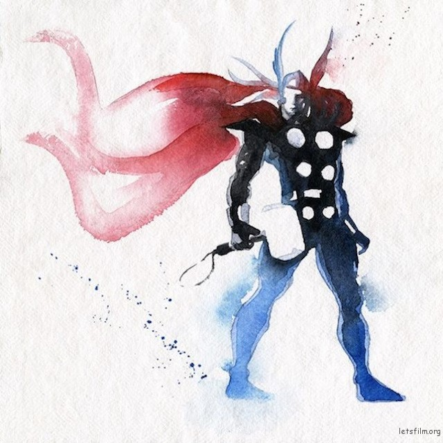 Watercolor-Super-Heros-9