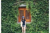 投稿作品No.2383 热夏爬满墙的壁虎