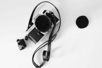 投稿作品No.2379 为自己的相机拍个照片-nikon fm2