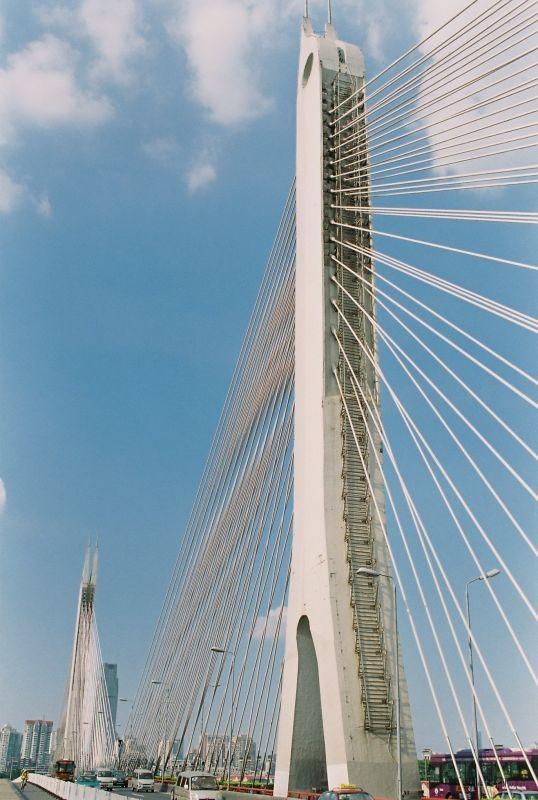 海印桥我有见证了它的建成