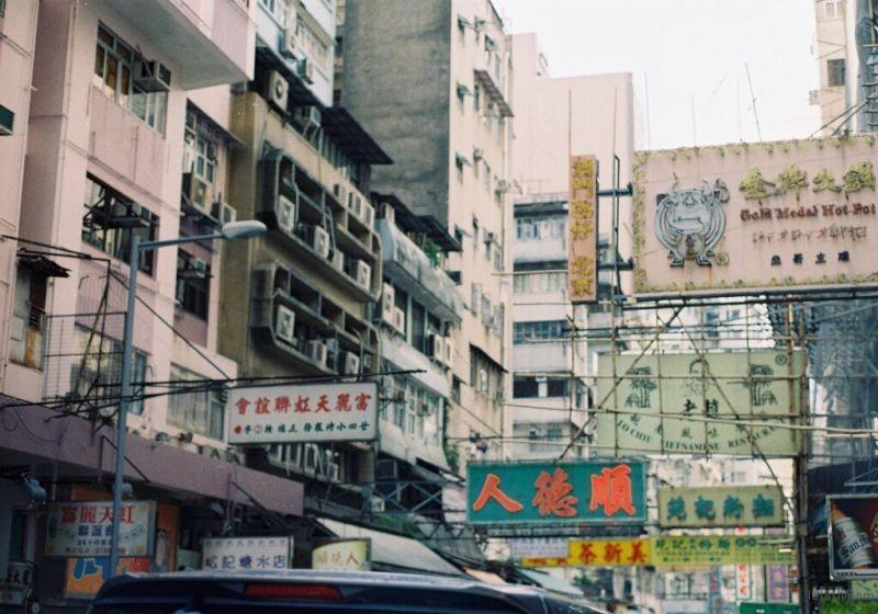 投稿作品No.2537 Hongkong | 胶片的味道