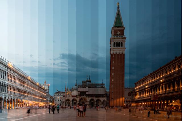 ▲圣马可广场,威尼斯,意大利