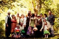 美丽的家庭纪录,全家福摄影须注意的7点事项