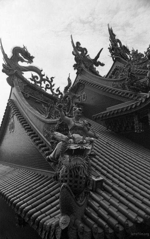 在台灣的僅剩一點回憶