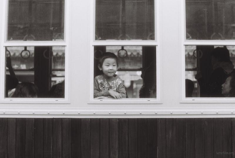 图片摄于北京前门大街