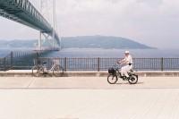 投稿作品No.2733 【真夏の海】明石海峡大橋
