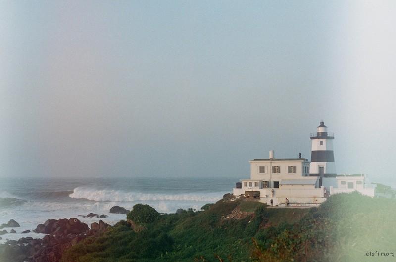 北海岸 灯塔