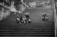 这几帧珍贵的黑白照片凝结了岁月,带你重回张爱玲眼中的香港