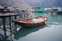 香港大澳渔村