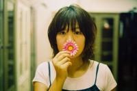 投稿作品No.3090 花与少女