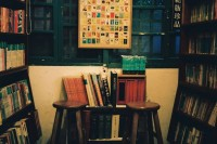 Vol.72 カフェ時間——時光二手書店