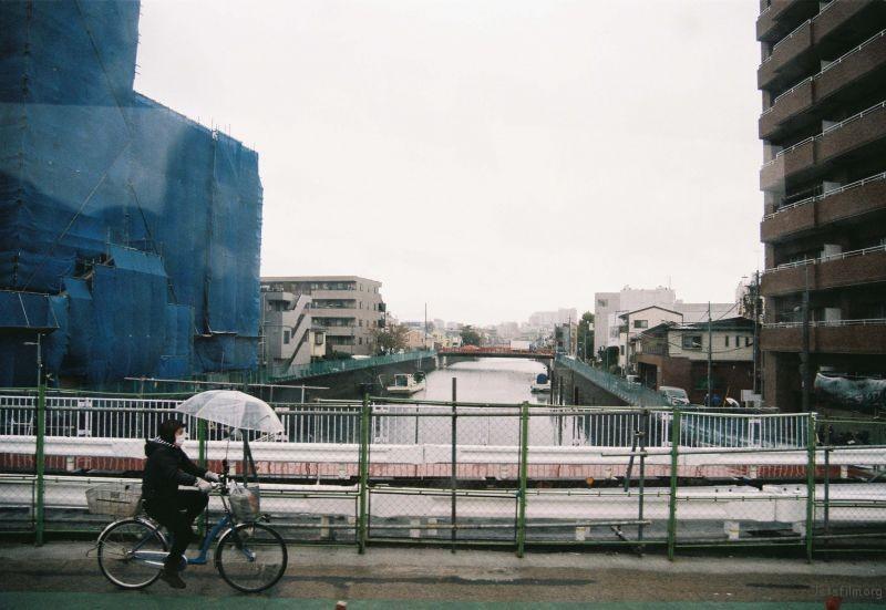 Nikon F80 摄于东京都