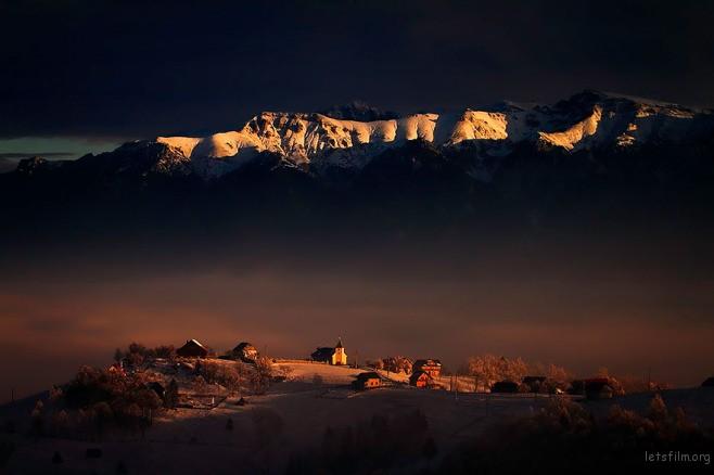 Bucegi 山