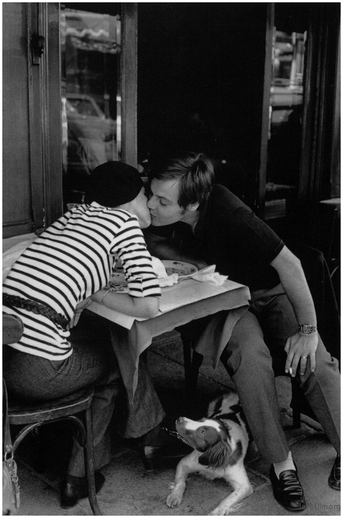 巴黎狄德罗林荫道1969