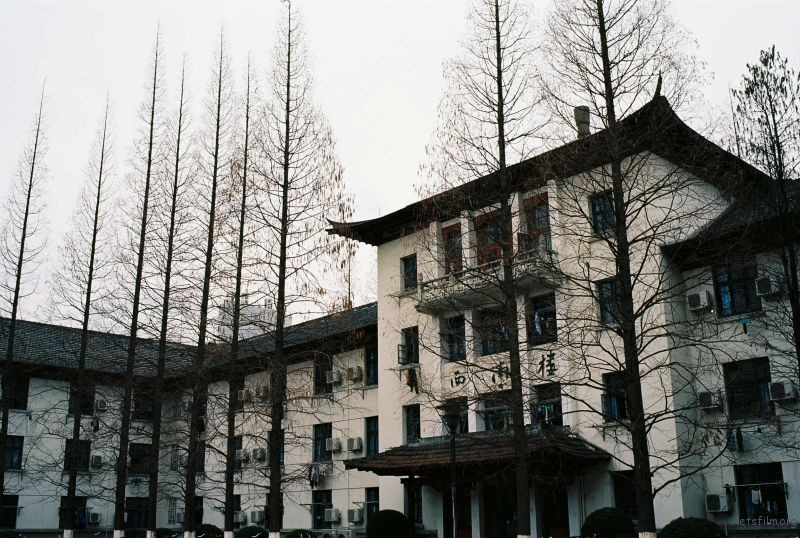 冬季校园10