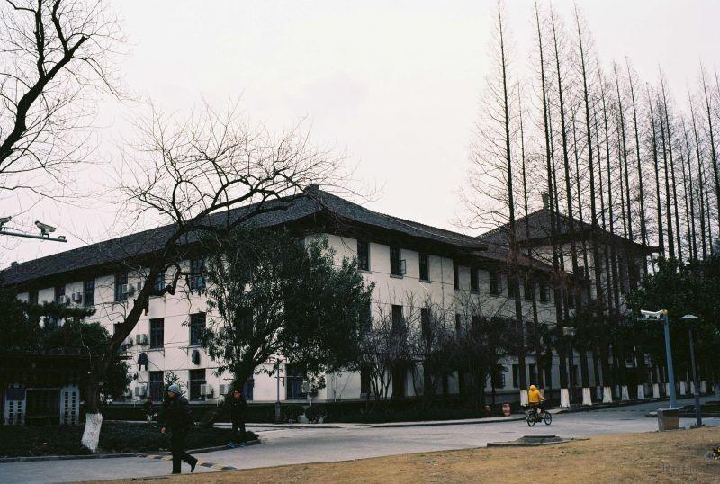 冬季校园7