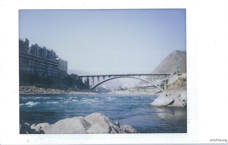 金沙江渡口桥