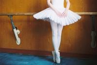 素履之往|白鞋的芭蕾舞者