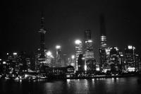 投稿作品No.3834 黑白色上海