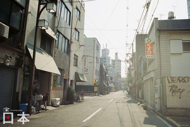 / Canon AE-1P / Kodak Colorplus 200