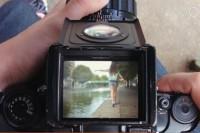 Pentax67取景框里的巴黎
