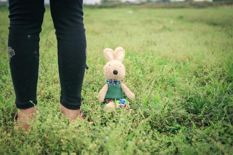 小孩与小兔(5)