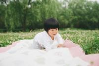 投稿作品No.4392 母亲节的周岁宝宝写真