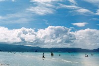 长滩岛:纯粹的蓝色