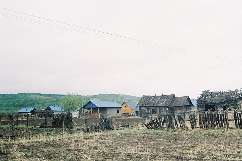 走在中国最北的村庄