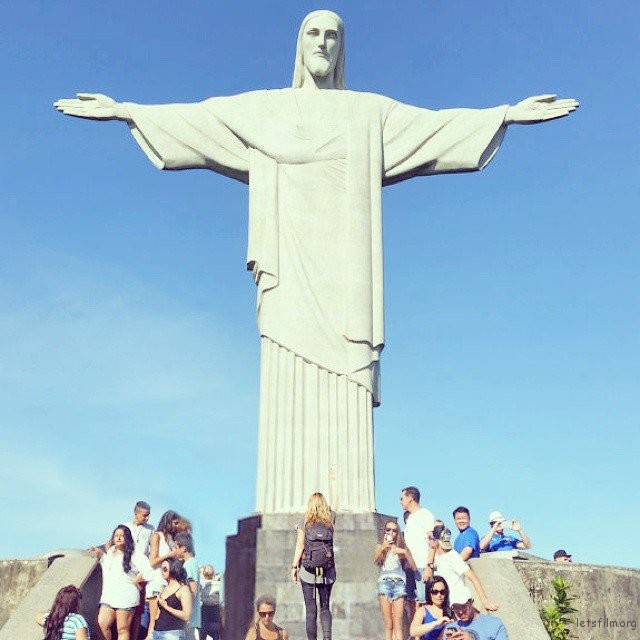 Day 4:Cristo Redentor,巴西里约热内卢基督像