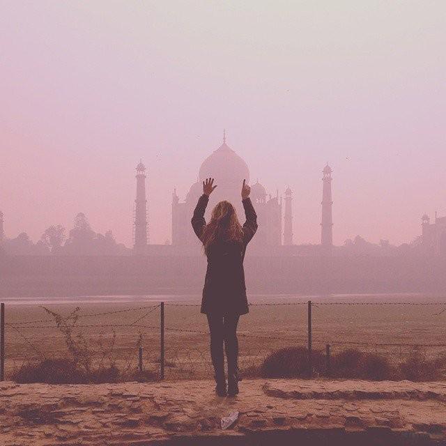 Day 11:Taj Mahal,印度泰姬玛哈陵