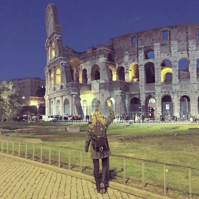Day 6:Colosseum,意大利罗马竞技场