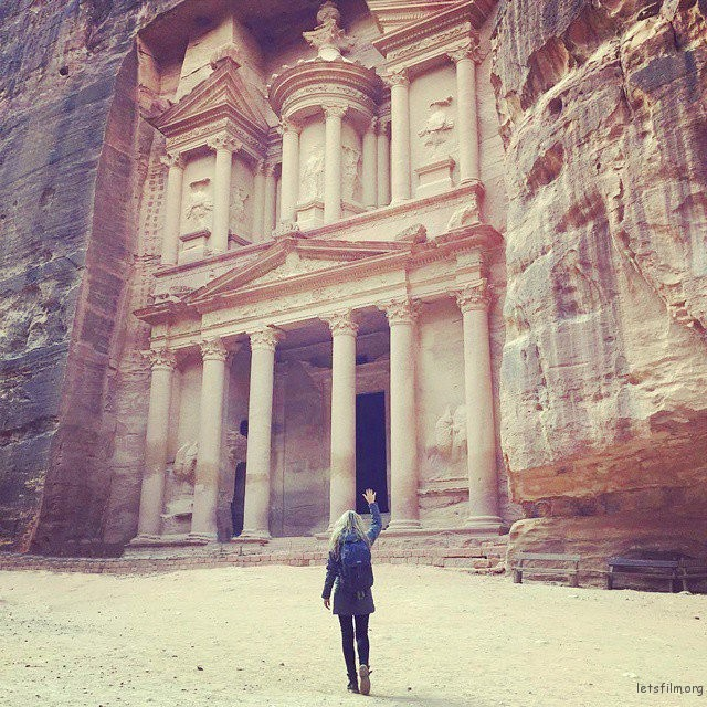 Day 8:Petra,约旦佩特拉