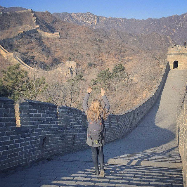 Day 12:Great Wall of China,中国万里长城