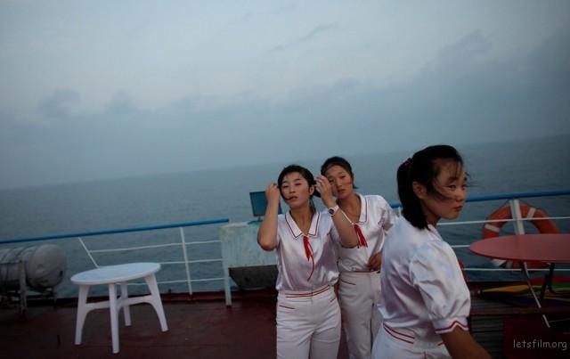 巡航上的工作人员,2011