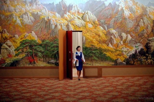 金刚山度假酒店的女员工,2011