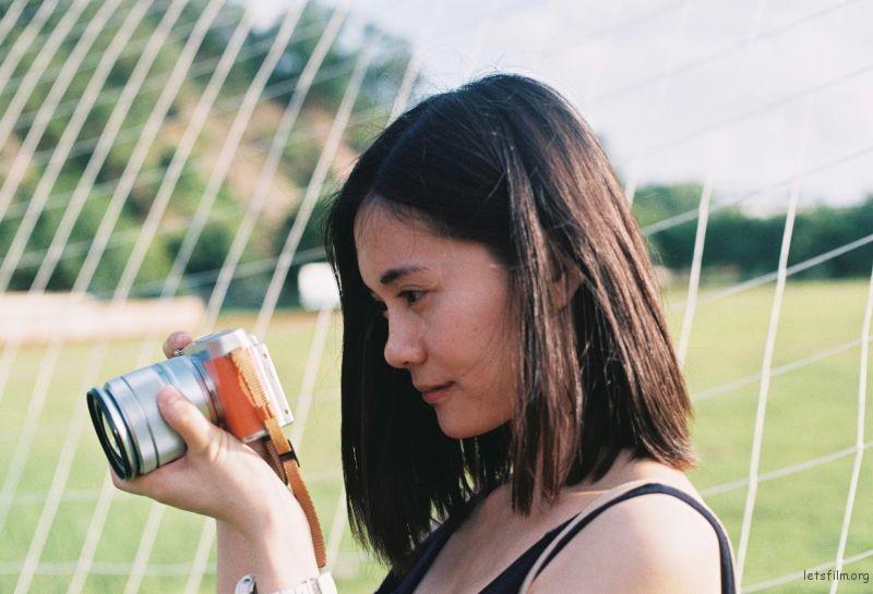 夏日 少女