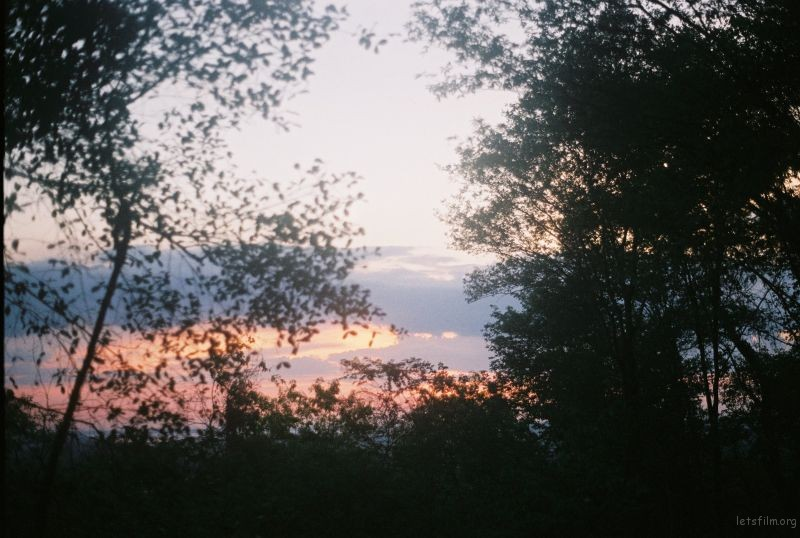 到巴肯山等日落 07