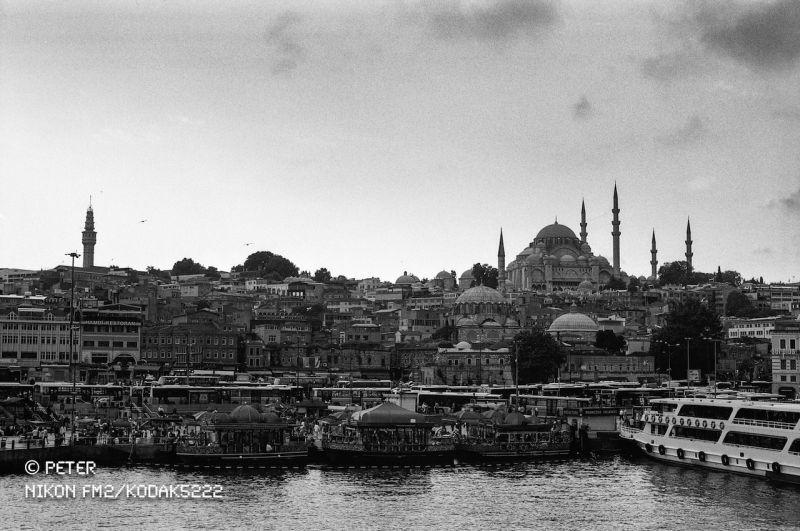 伊斯坦堡天际线