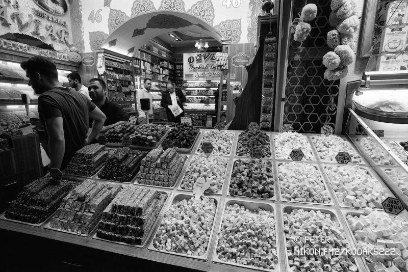 埃及市场是香料天堂