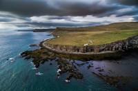 37张无人机摄影作品告诉你为什么要去冰岛