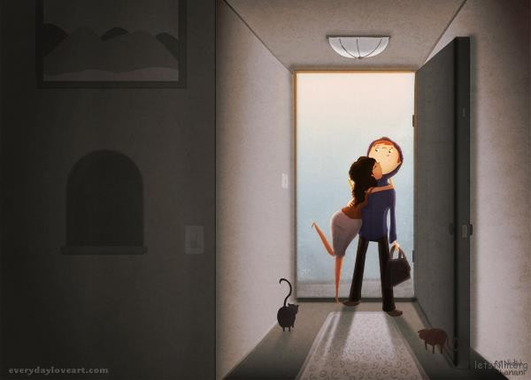 adaymag-wonderful-illustrations-capture-the-sweet-moments-spent-with-the-one-you-love-02