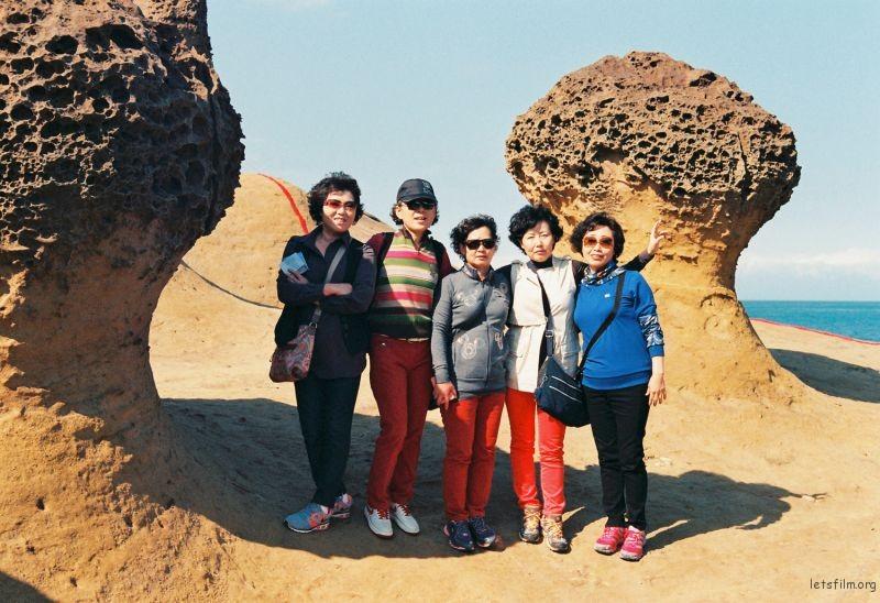 韩国五姐妹
