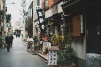 投稿作品No.5422 走在日本的时候
