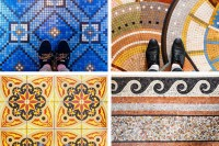 艺术巴黎:疯狂的地板