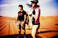 """银川""""阿拉善""""沙漠之旅"""