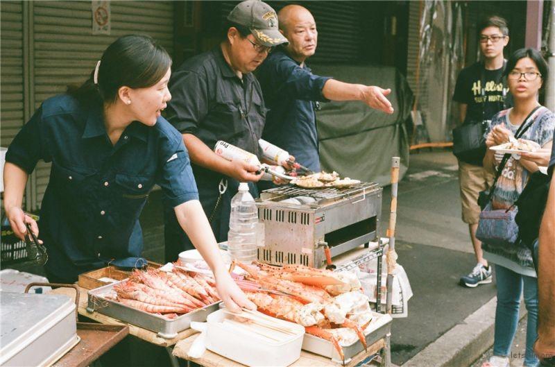 19 日本 筑地市场